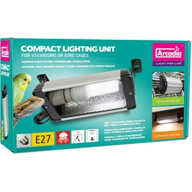 Arcadia Compact Lighting Unit Reptile Centre